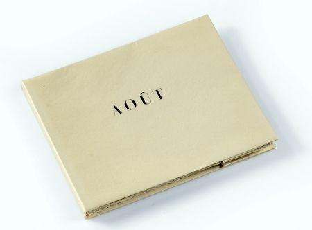 Libro Illustrato Braque - Aout