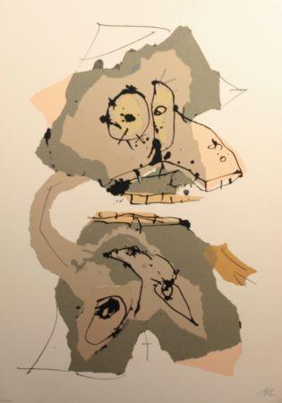 Serigrafia Saura - Aphorismos De Lichteberg