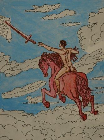 Libro Illustrato De Chirico - Apocalisse