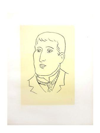 Litografia Matisse - Apollinaire