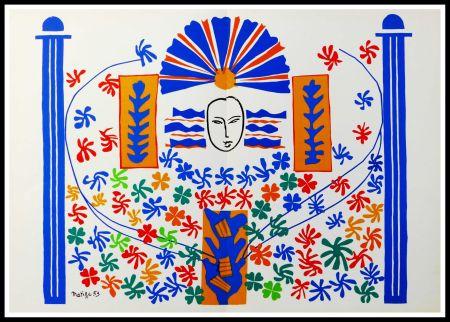 Litografia Matisse (After) - APOLLON