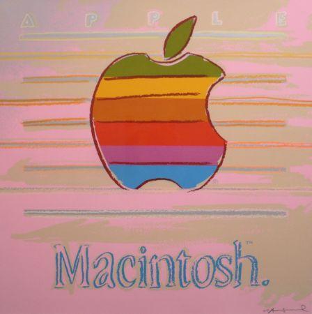 Serigrafia Warhol - Apple (FS II.359)
