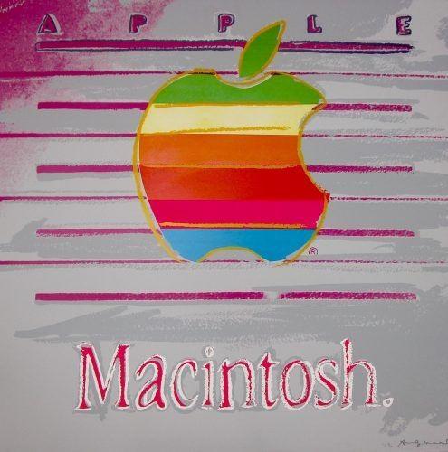 Serigrafia Warhol - Apple (FS II.359) Trial Proof