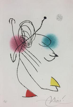 Acquaforte E Acquatinta Miró - Armario