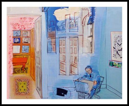 Litografia Dufy - ATELIER DE L'IMPASSE