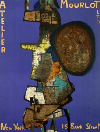 Litografia Esteve - Atelier Mourlot New York
