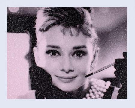 Serigrafia Young - Audrey Hepburn