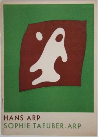 Libro Illustrato Arp - Augen und Nase