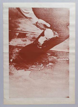 Serigrafia Beuys - Aus Eurasienstab