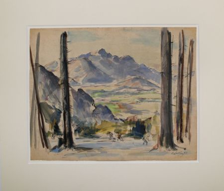 Non Tecnico Ludwig - Ausblick Ins Tal (Valley View)