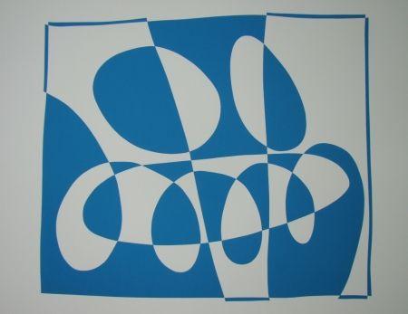 Serigrafia Albers - Aussicht