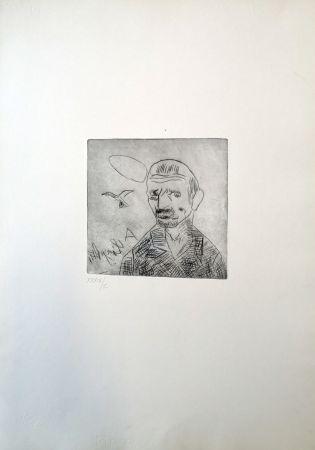 Punta Secca Ligabue - Autoritratto