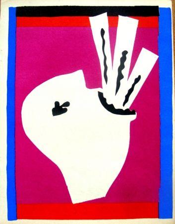 Litografia Matisse - Avaleur De Sabres De La Serie Jazz
