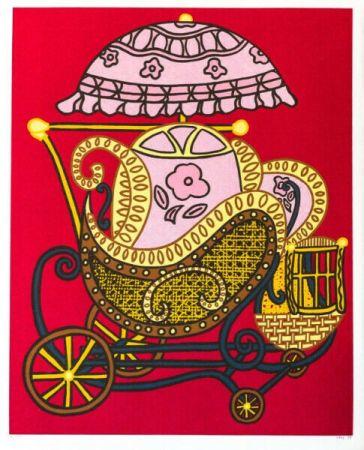 Serigrafia Copley - Baby Buggy