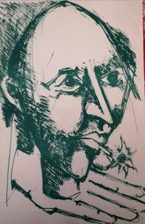 Litografia Lorjou - Bal des Fols chez MM. Wildenstein