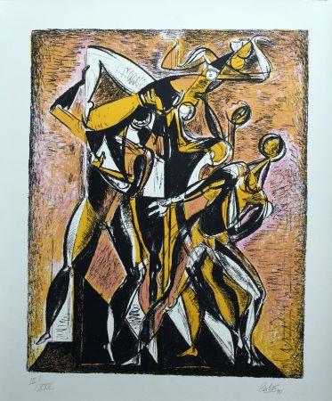 Litografia Carletti - Balletti 1
