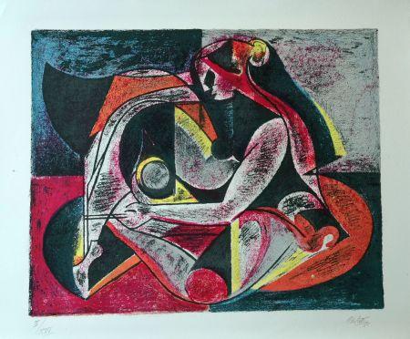 Litografia Carletti - Balletti 2