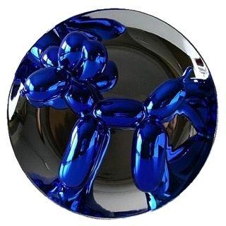 Ceramica Koons - Balloon Dog (Blue)