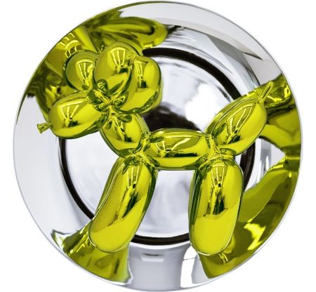 Non Tecnico Koons - Balloon Dog Yellow