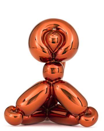 Non Tecnico Koons - Balloon Monkey (Orange)