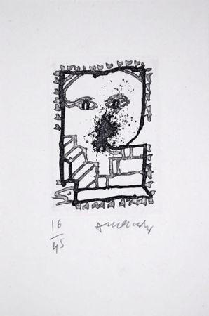 Libro Illustrato Alechinsky - Baluchon et ricochets - nrf
