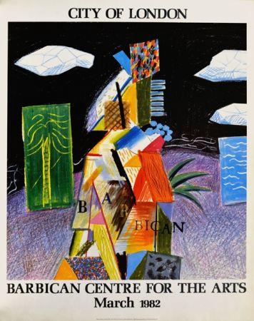 Non Tecnico Hockney - Barbican Centre for the Arts