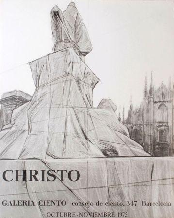 Manifesti Christo - '' Barcelona ''