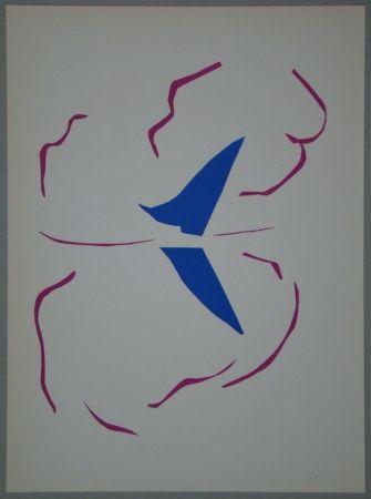 Litografia Matisse - Bateau