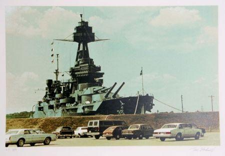Serigrafia Blackwell - Battleship Texas