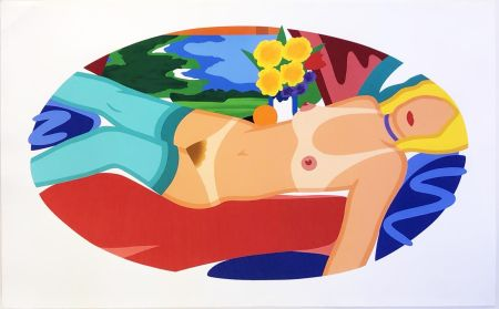 Serigrafia Wesselmann - Beautiful Bedroom Kate