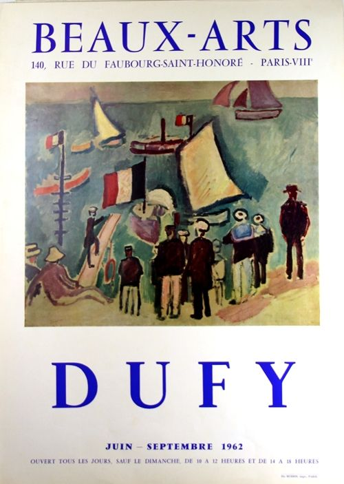 Offset Dufy - Beaux Arts