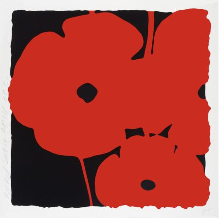 Serigrafia Sultan - Big Poppies