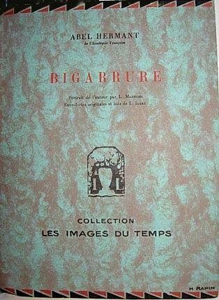 Libro Illustrato Icart - Bigarrure