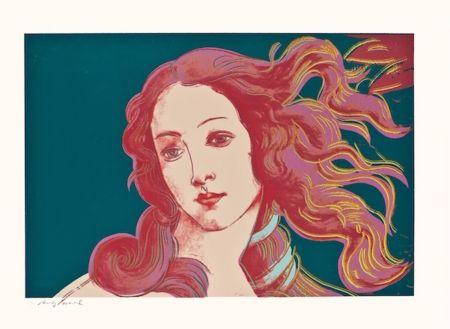 Andy Warhol grafiche originali, litografie e incisioni su Amorosart
