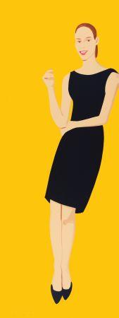Serigrafia Katz - Black Dress - Ulla