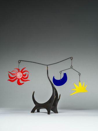 Multiplo Calder - Black Elephant