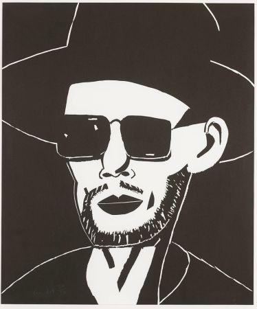 Incisione Su Legno Katz - Black Hat Tim Eitel