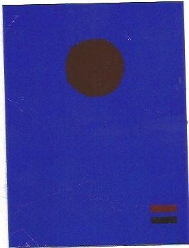 Serigrafia Gottlieb - Blue night