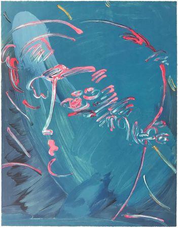 Serigrafia Max - BLUE PROFILE