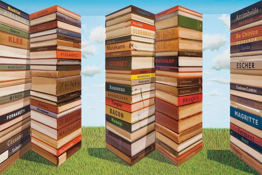 Multiplo Hughes - Bookends