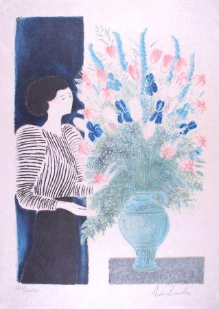 Litografia Brasilier - Bouquet Royal