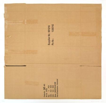 Litografia Faldbakken - Box 3