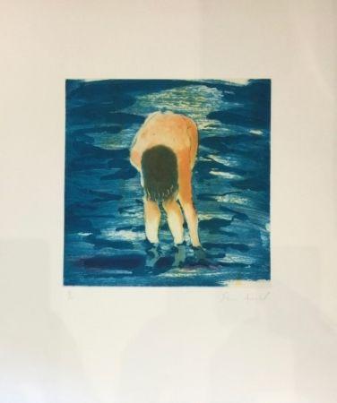 Multiplo Fischl - Boy in Blue Water