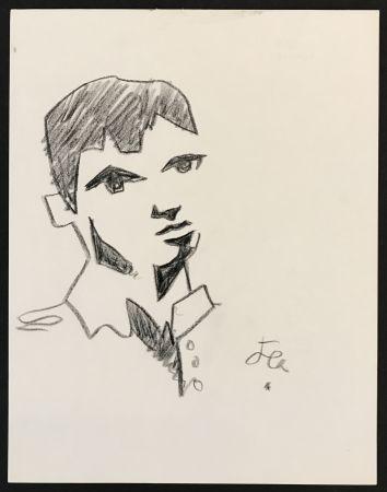 Non Tecnico Cocteau - Boy in Collared Shirt