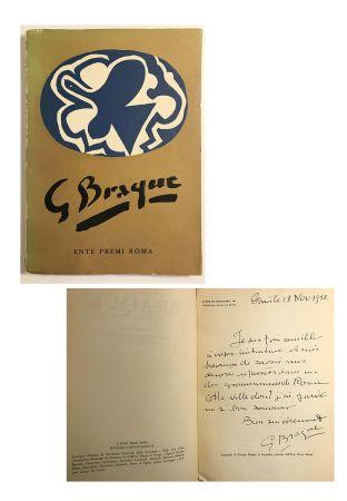 Libro Illustrato Braque - Braque (1958)