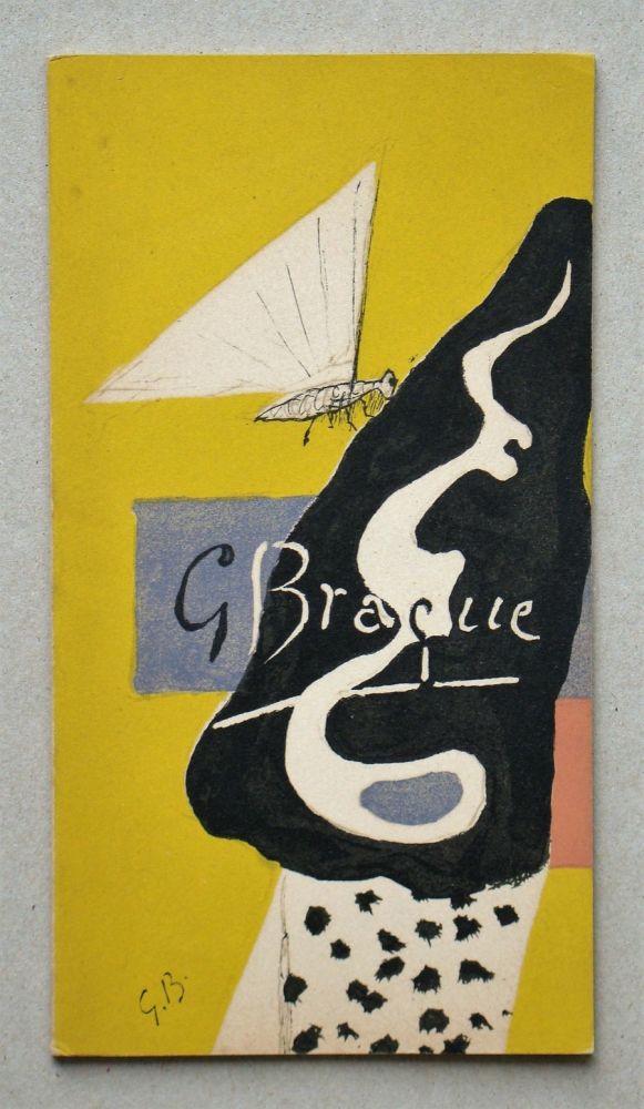 Libro Illustrato Braque - Braque Graveur
