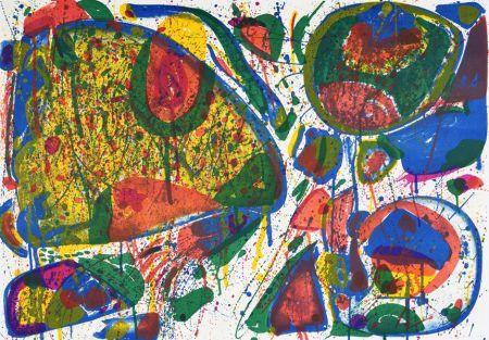 Litografia Francis - Bright Jade Ghost (Variant II)