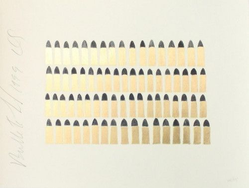Serigrafia Sultan - Bullets II