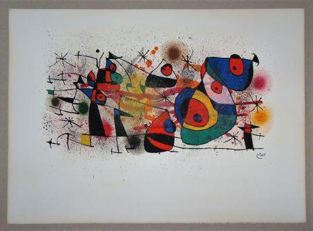 Litografia Miró - Céramiques