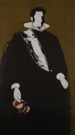 Incisione Valdés - Caballero V